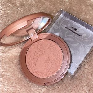 New Tarte Amazonian Clay 12hr Blush in Exposed